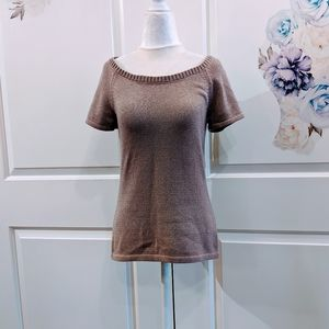 Short sleeve BR sweater - HG006